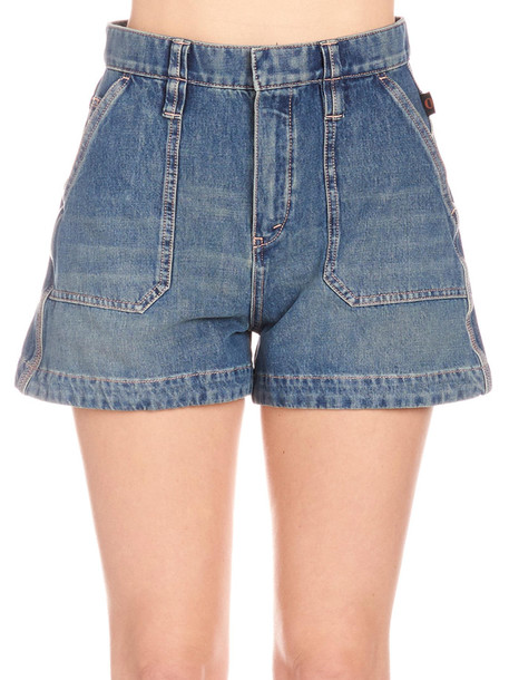 Chloé Chloé Shorts in blue
