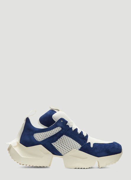 Unravel Project Oversized Sole Sneakers in Blue size EU - 37