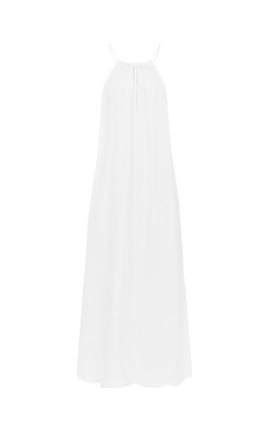 LEBRAND Hope Dress in white