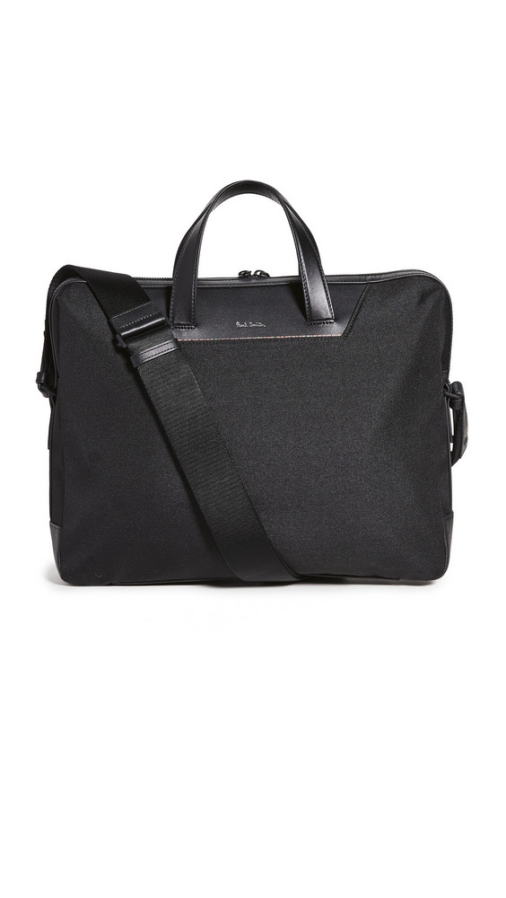 Paul Smith Travel Folio Bag in black