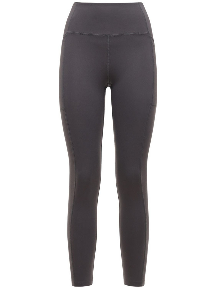 GIRLFRIEND COLLECTIVE High-rise 7/8 Compression Leggings in grey