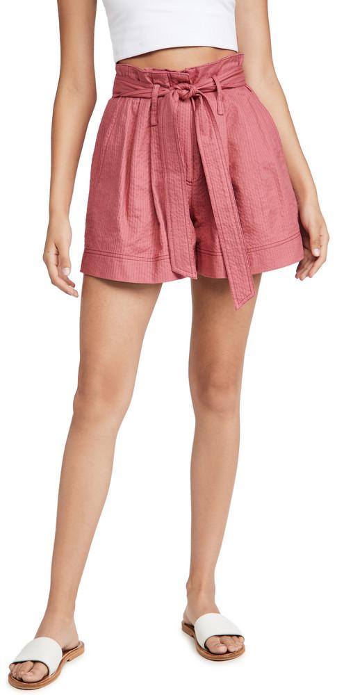 BAUM UND PFERDGARTEN Nahia Shorts in rose