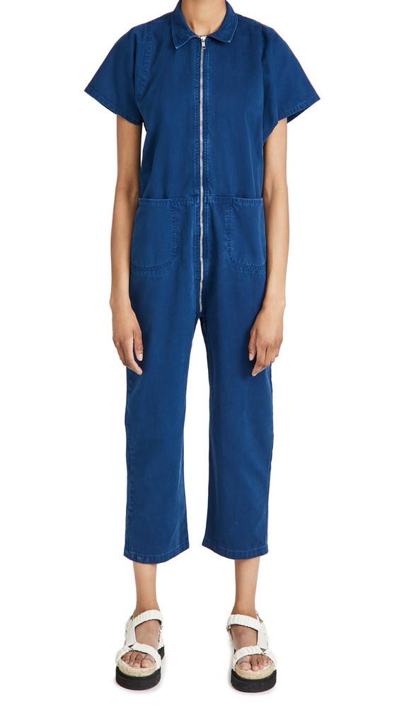 Rachel Comey Barrie Jumpsuit in blue