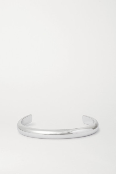 Jennifer Fisher - Half Round Silver-plated Cuff
