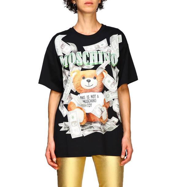 Moschino Couture T-shirt T-shirt Women Moschino Couture in black