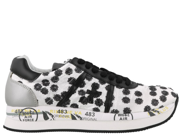 Premiata Conny Sneakers in white