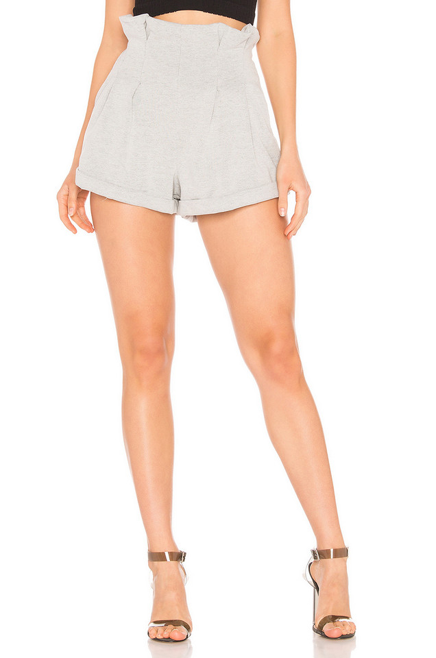 L'Academie The Syd Short in gray