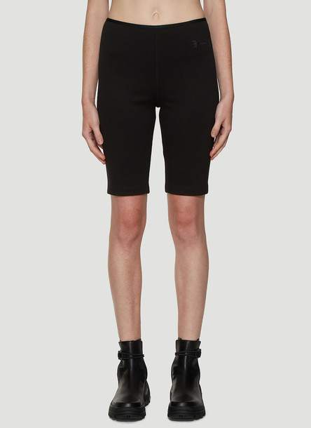 artica-arbox Cycling Shorts in Black size S