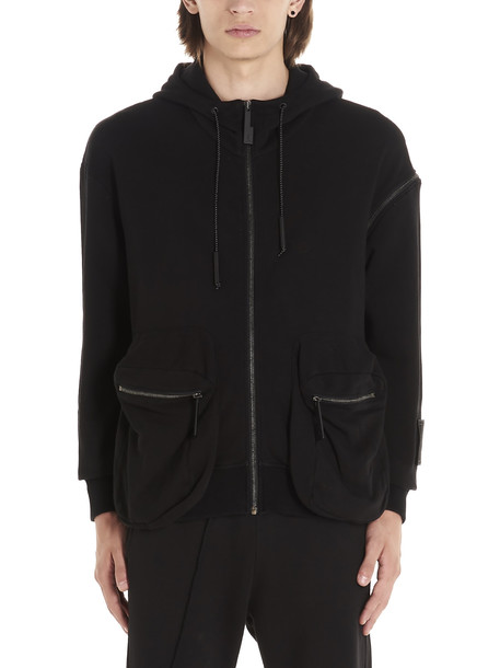 A-cold-wall Hoodie in black