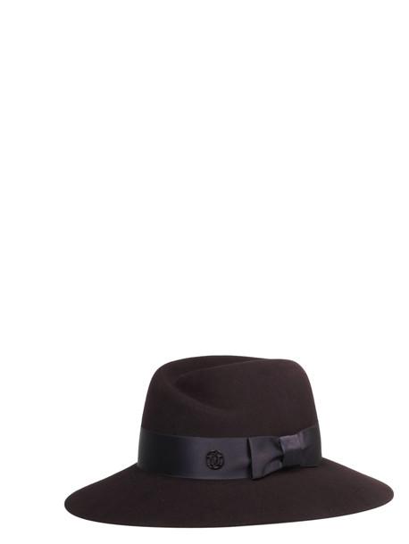 Maison Michel Hat in purple