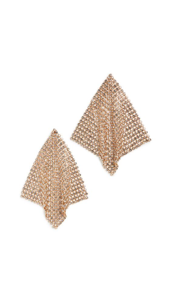 BaubleBar Diana Drop Earrings in gold