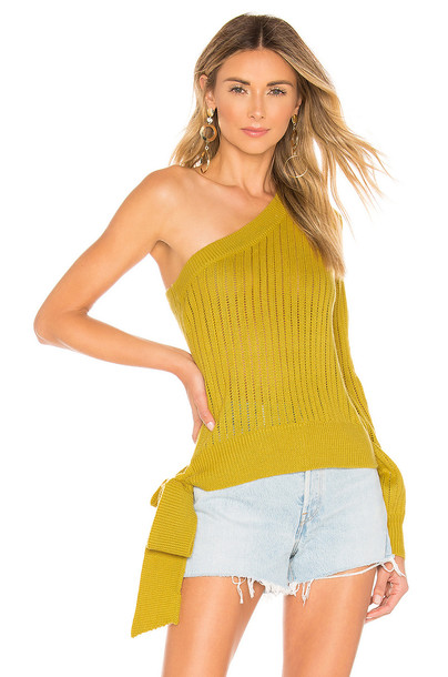 Tularosa Rossmore Sweater in mustard