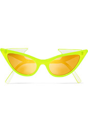 neon,sunglasses,mirrored sunglasses,yellow