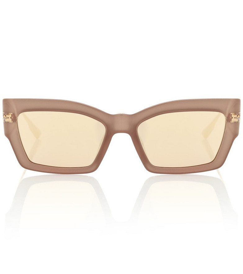 Dior Sunglasses Cat Eye Style 2 acetate sunglasses in pink