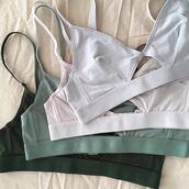 bra,white bra,underwear