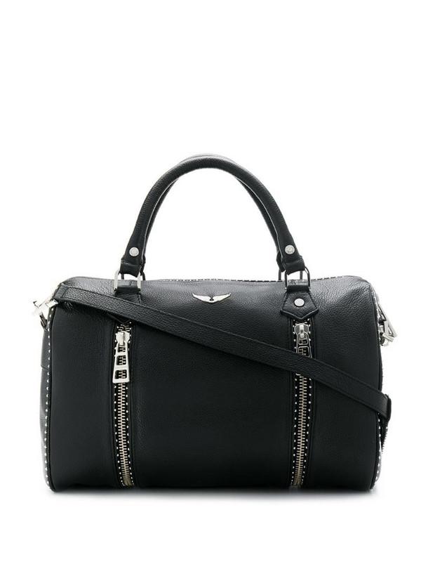 Zadig&Voltaire medium Sunny Studs tote bag in black