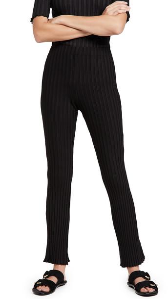 Simon Miller Rib Cyrene Pants in black