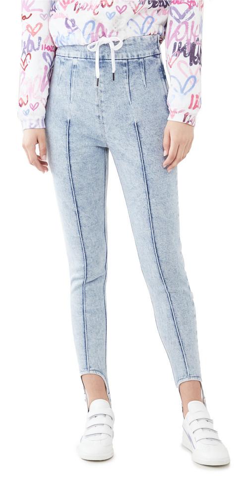 Isabel Marant Nanouli Jeans in blue