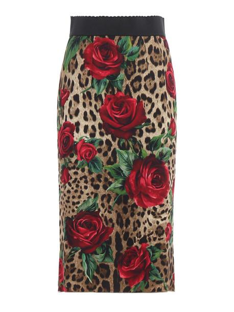 Dolce & Gabbana Skirt in rose