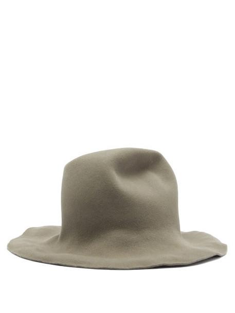 Reinhard Plank Hats - Spaventa Felt Hat - Womens - Grey