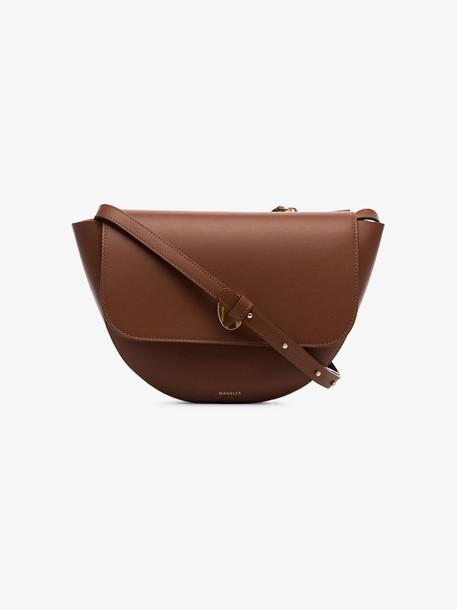 Wandler brown Billy leather cross body bag