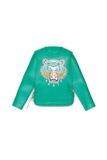 Kenzo Tiger Sweatshirt Coin Purse