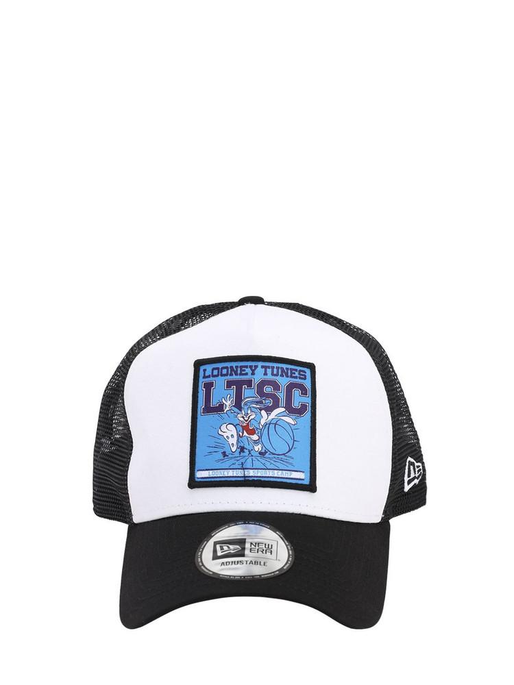 NEW ERA Q3 Looney Tunes Baseball Hat in white