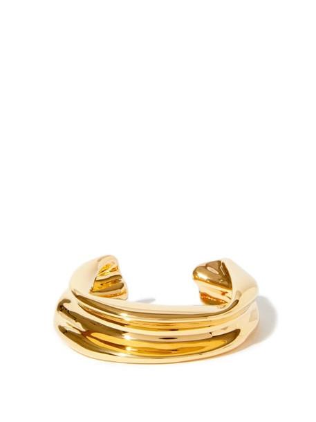 Jil Sander - Melting Gold-dipped Bracelet - Womens - Gold