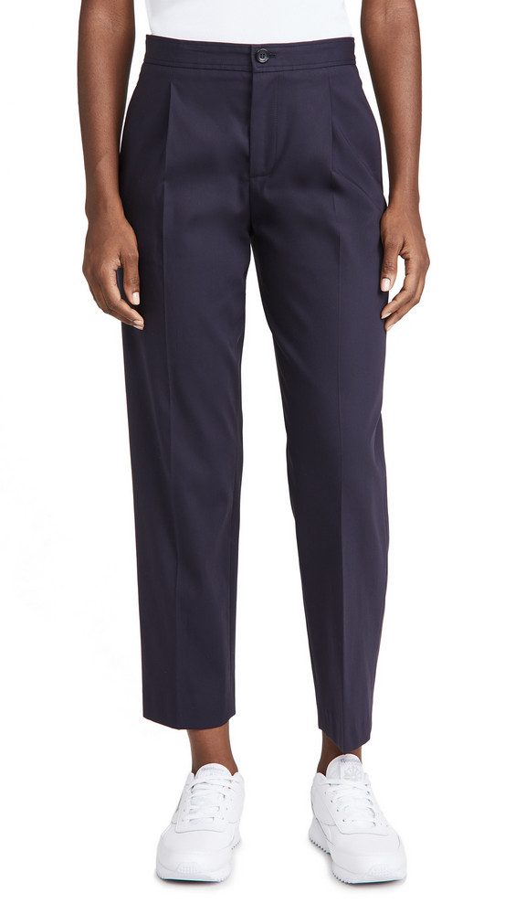 A.P.C. A.P.C. Amalfi Pants in navy
