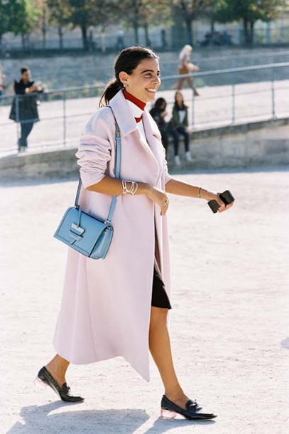vanessa jackman blogger coat bag shoes