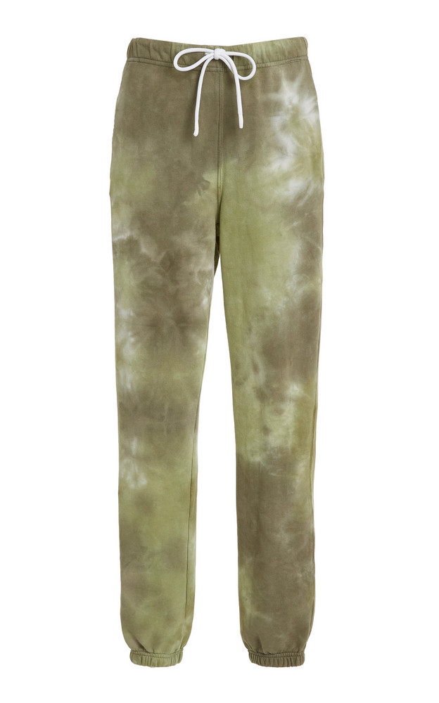 Cotton Citizen Milan Tie-Dyed Cotton Sweatpants in multi