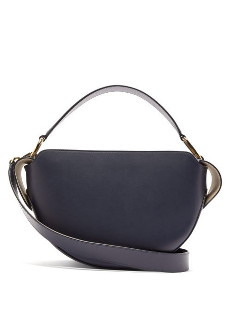 Wandler - Yara Leather Bag - Womens - Navy