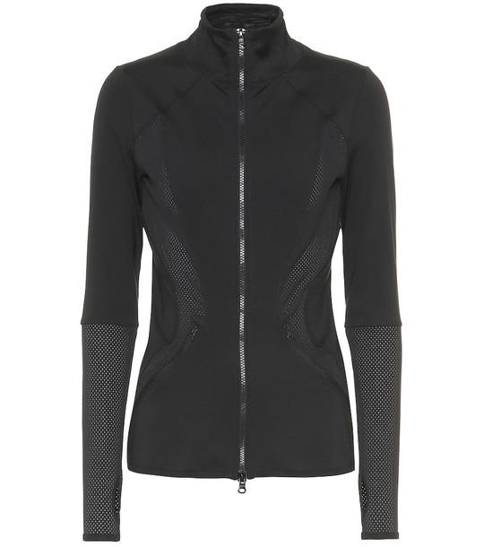 Adidas by Stella McCartney Ess Midlayer track jacket in black