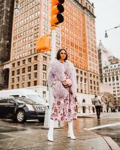olivia lazuardy,blogger,sunglasses,bag,shoes,dress