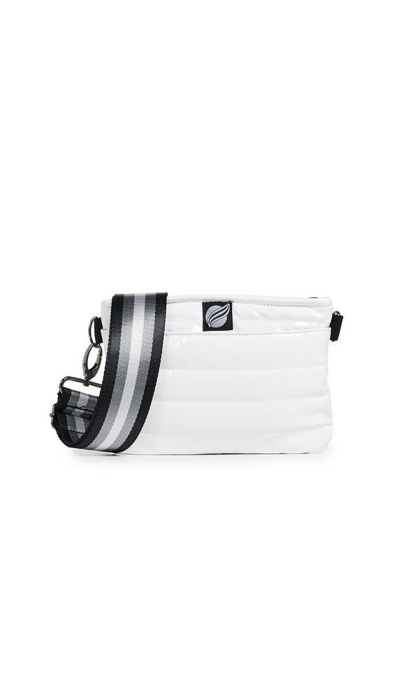 Think Royln Convertible Belt Crossbody Bag in white