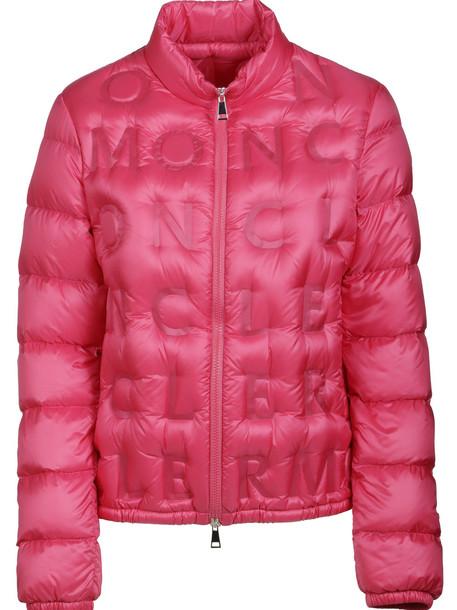Moncler Vilnius Jacket in pink