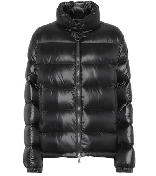 Moncler Copenhagen down jacket in black