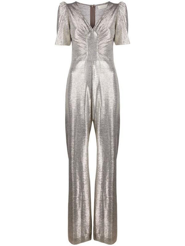 Goat Karolina wide-leg jumpsuit in silver