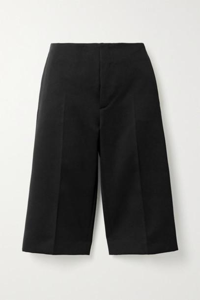 Maison Margiela - Woven Shorts - Black
