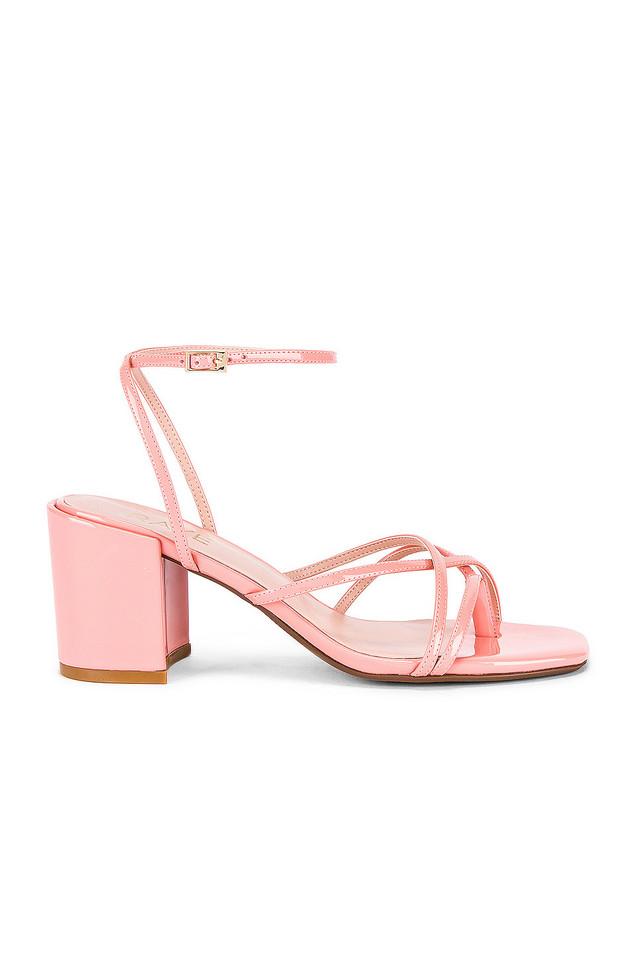 RAYE Hours Sandal in pink
