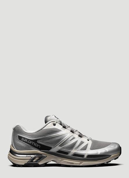 Salomon XT-Wings 2 ADV Sneakers in Grey size UK - 09