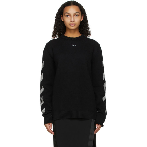 Off-White Black Arrows Sweater