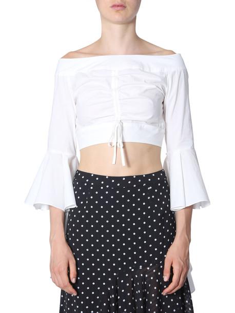 Jovonna Bettina Shirt in bianco
