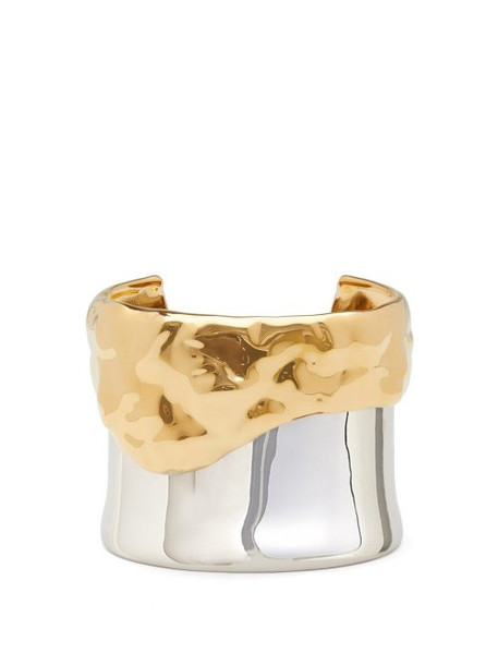 Givenchy - Drip Effect Cuff - Womens - Gold