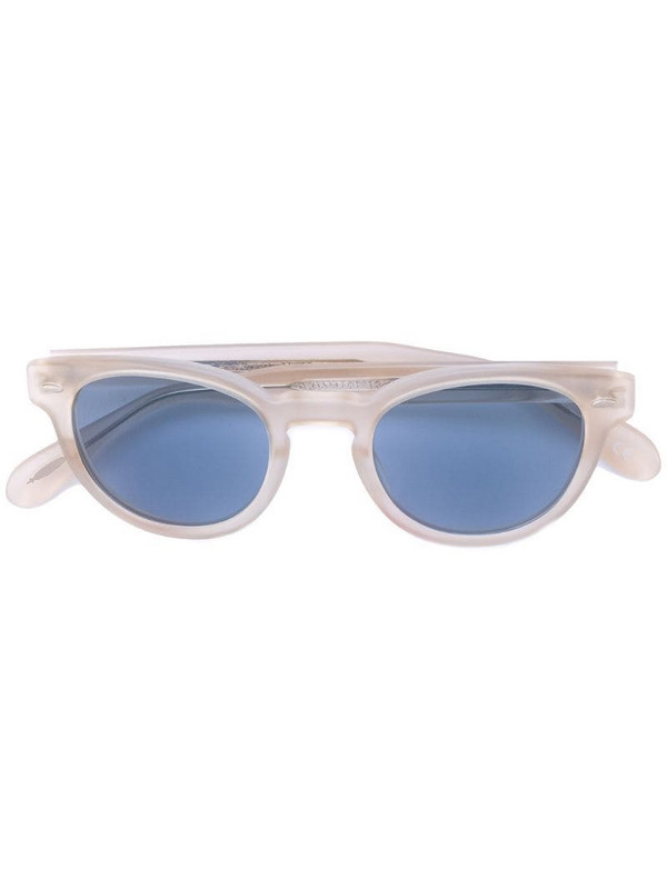 Oliver Peoples Sheldrake sunglasses in neutrals