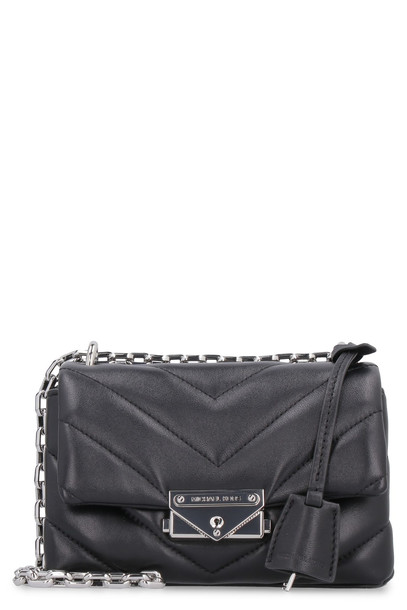 Michael Kors Cece Quilted Leather Mini-bag in black