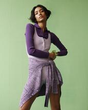 romper,sweater