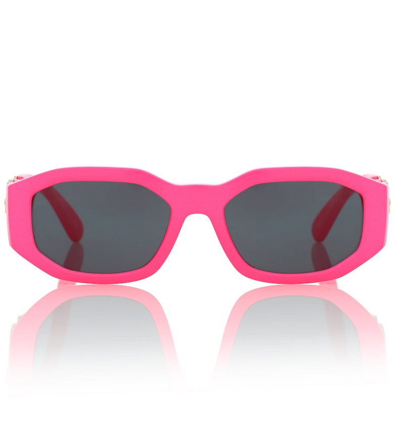 Versace Medusa Biggie sunglasses in pink