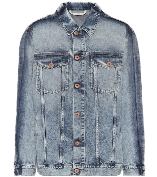 Maison Margiela Denim jacket in blue