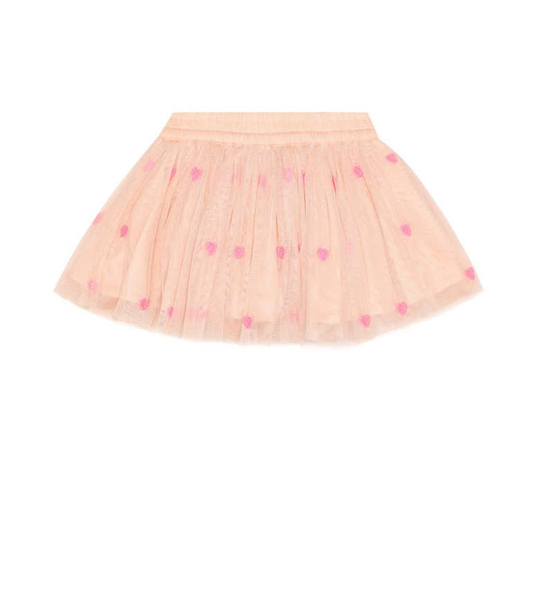 Stella McCartney Kids Baby tulle skirt and bloomers set in pink